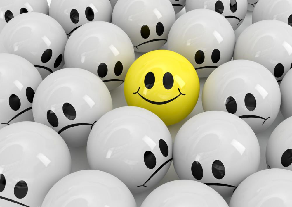 glück happy face
